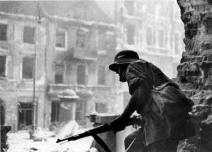 Warsaw_Uprising_by_Haneman_-_Holy_Cross_Church_-_44